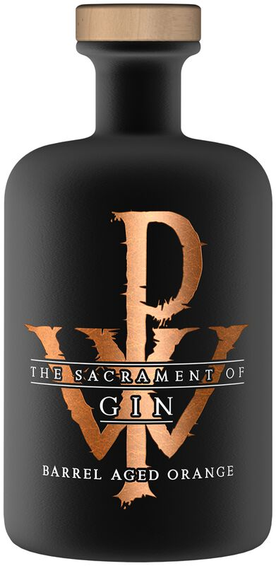 The Sacrament Of Gin