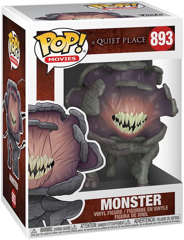 Monster Vinyl Figur 893