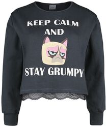 Keep Calm And Stay Grumpy