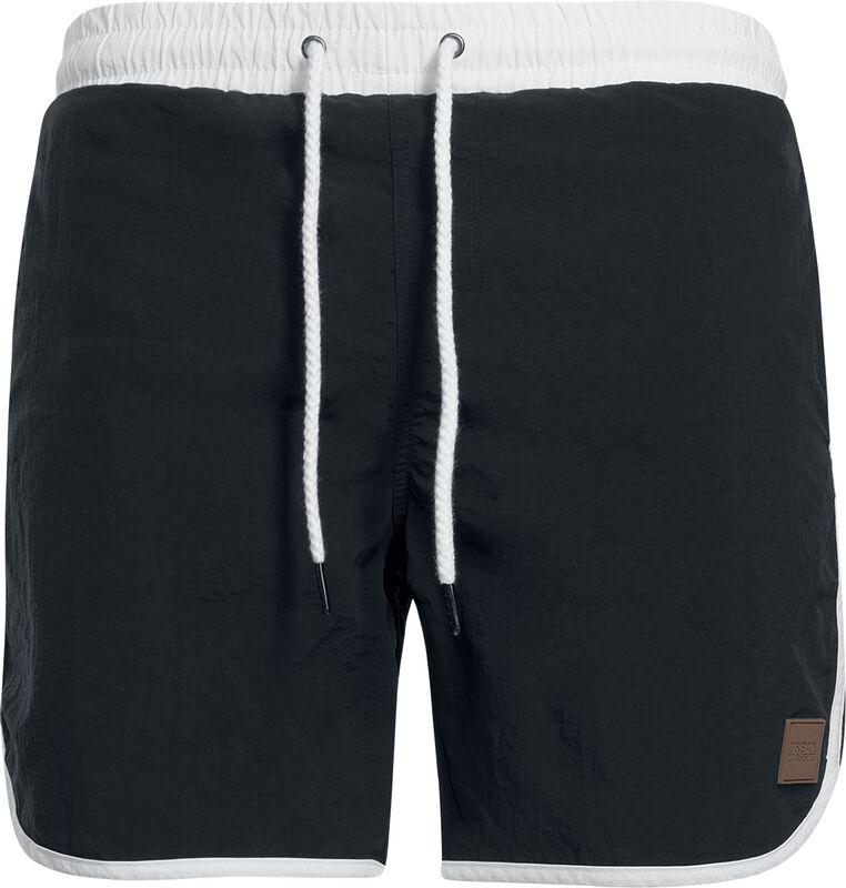 Retro Swim Shorts