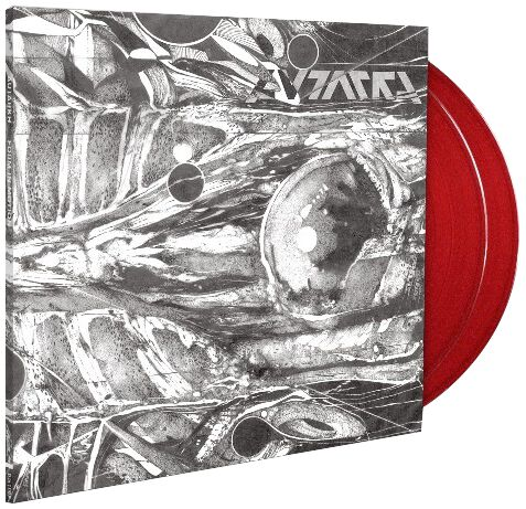 Image of Autarkh Form in motion 2-LP rot