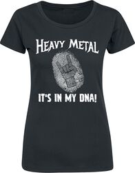 Heavy Metal it's in my DNA!