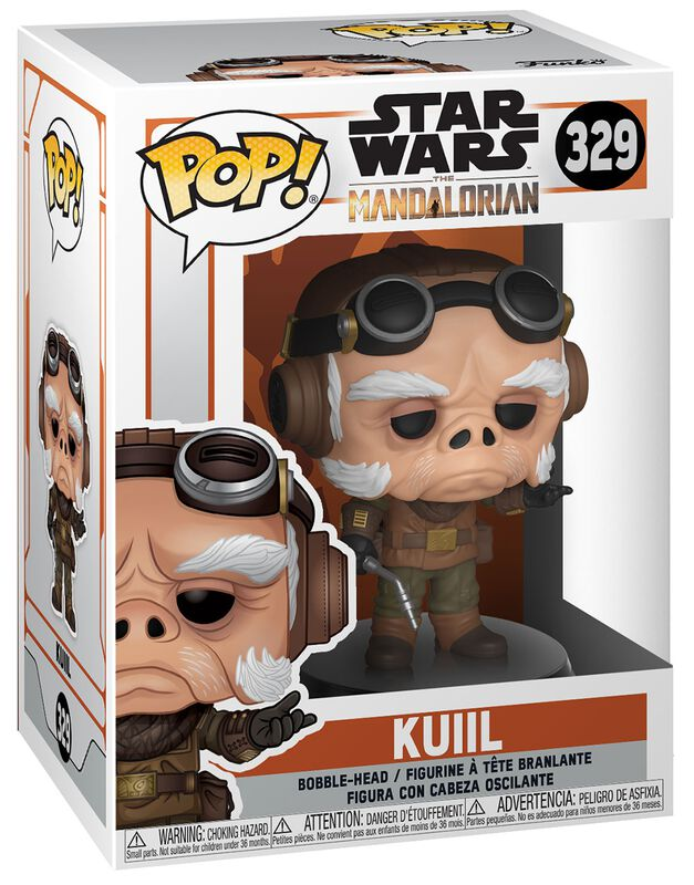 The Mandalorian - Kuiil Vinyl Figure 329
