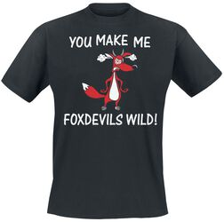 You Make Me Foxdevils Wild!