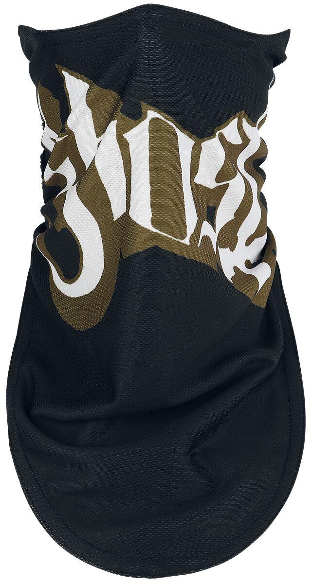 Ghost Incense Biker Mask Maske schwarz multicolor GHOSA575