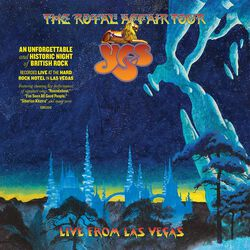 The royal affair tour (Live in Las Vegas)
