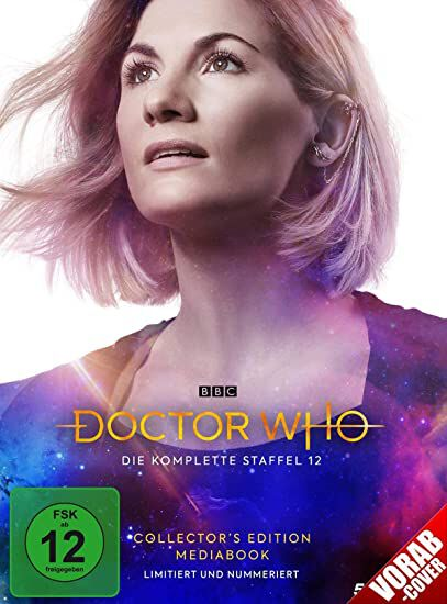 Image of Doctor Who Staffel 12 5-DVD Standard