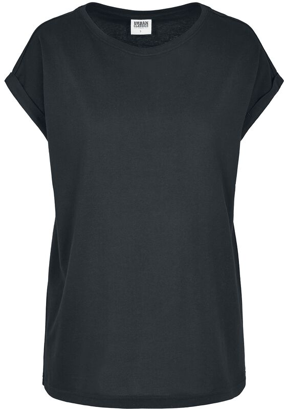 Ladies Organic Extended Shoulder Tee