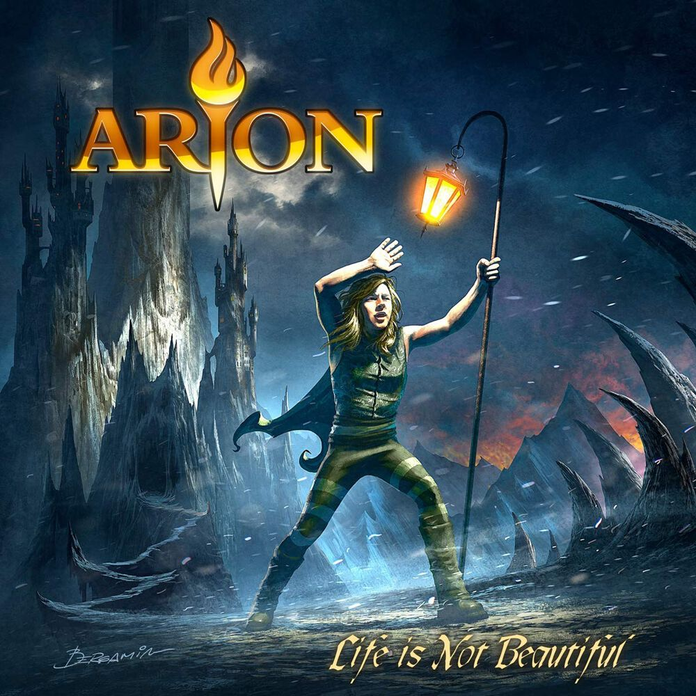 Image of Arion Life is not beautiful CD Standard