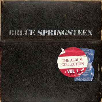 Image of Bruce Springsteen The Albums Collection Vol. 1 (1973-1984) 8-CD Standard