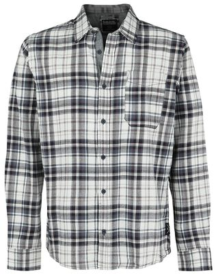 Mens Flanell Check Shirt