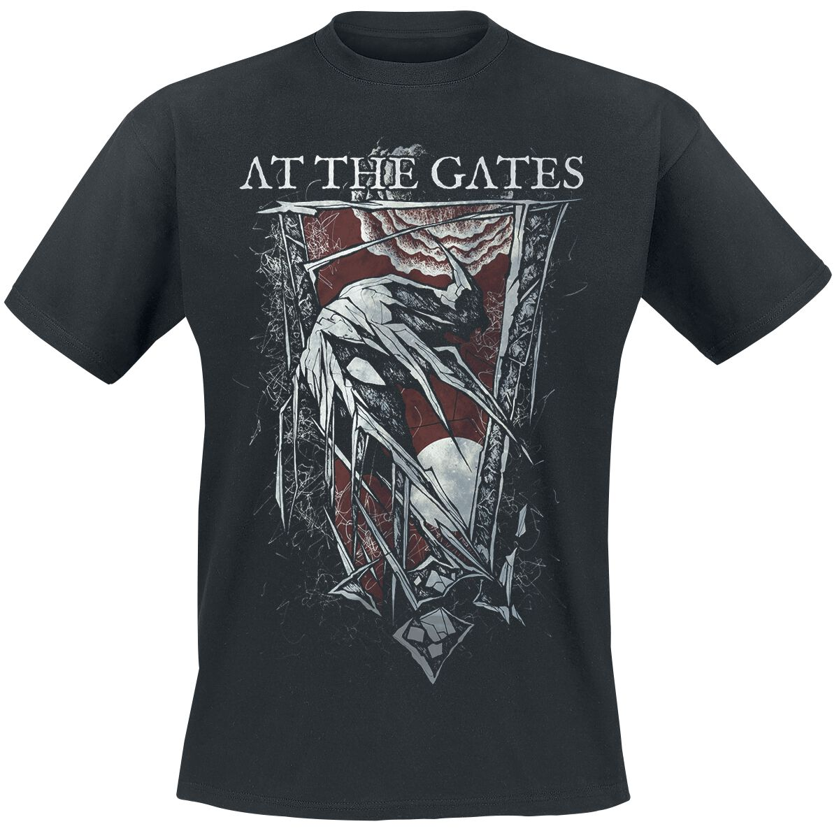 Image of At The Gates Nightmare T-Shirt schwarz