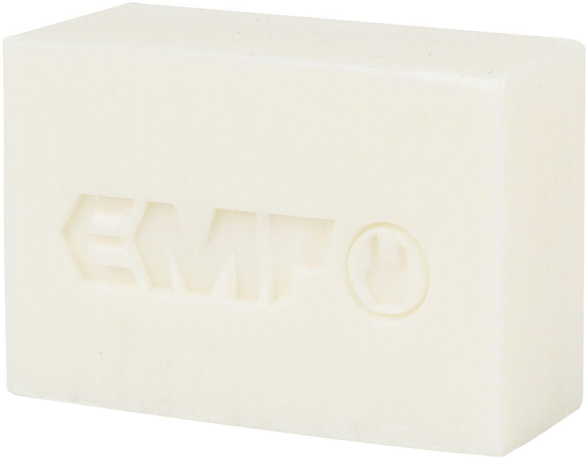EMP EMP Logo  Seife  altweiß