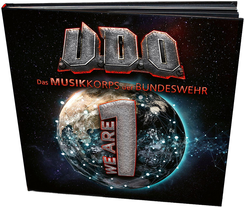 U.D.O. We are one - U.D.O. & Das Musikkorps der Bundeswehr CD multicolor AFM 7436