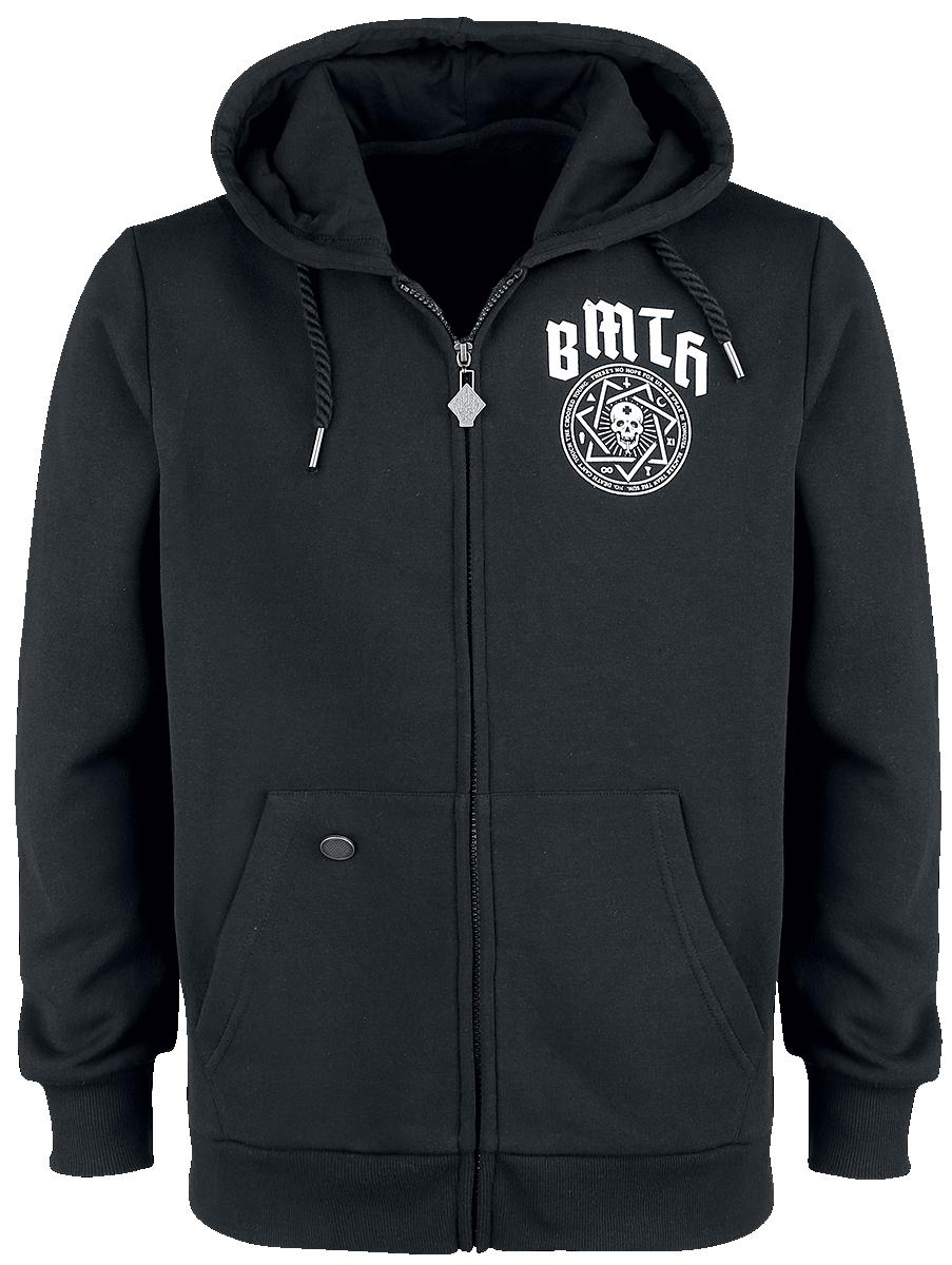Bring Me The Horizon - Crooked Young - Hooded sweatshirt - black image