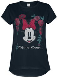 Minnie Mouse - Floral