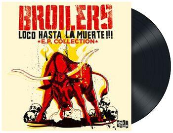 Loco hasta la muerte: E.P. collection