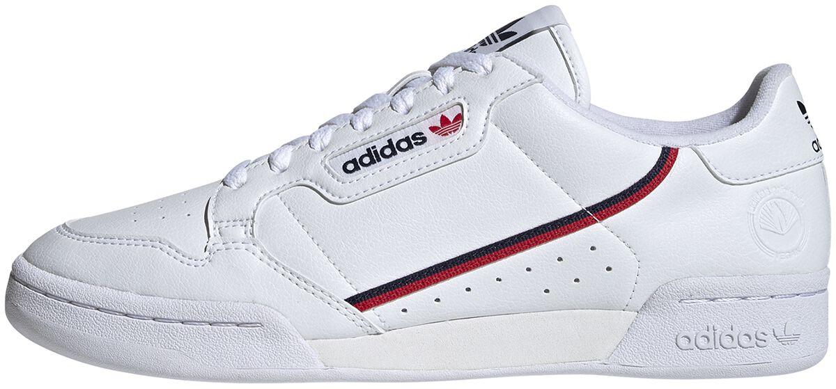 Image of Adidas - Continental 80 Vegan - Sneaker - Unisex - bianco