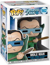 Mole Man Vinyl Figur 562
