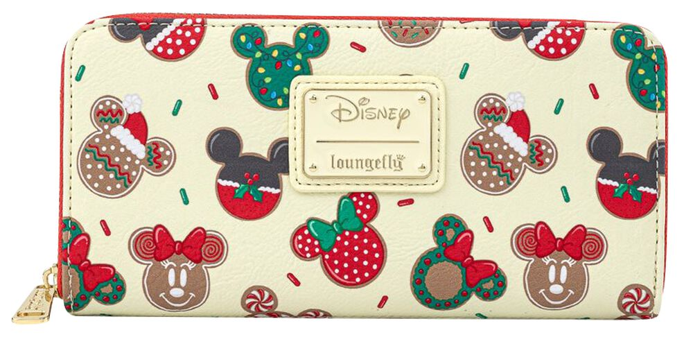 Loungefly - Micky & Minnie Christmas Cookies