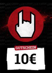 Kauf- und Wertgutschein 10,00 EUR