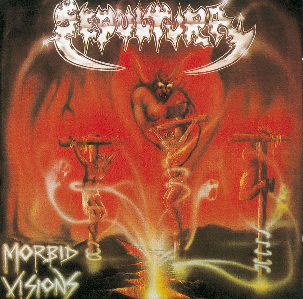 Sepultura Morbid visions / Bestial devasta  CD  Standard