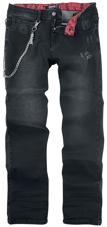 Slipknot EMP Signature Collection Jeans black