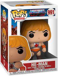 He-Man Vinyl Figur 991