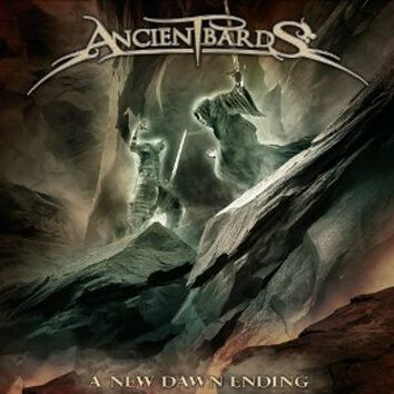 Image of Ancient Bards A new dawn ending CD Standard