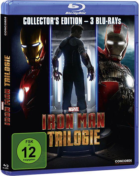 Image of Iron Man Trilogie 3-Blu-ray Standard