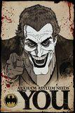 Arkham Asylum needs you