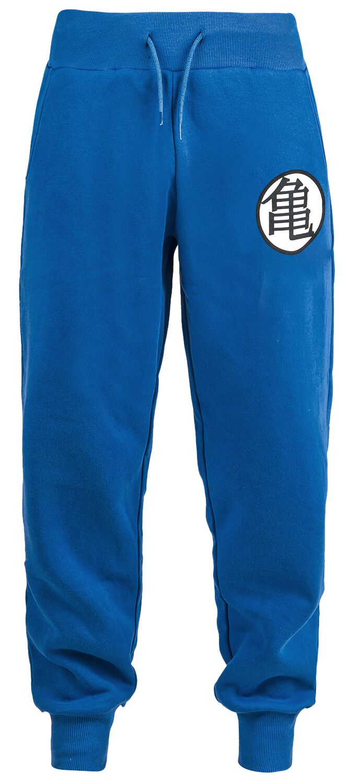 Dragon Ball Z - Cosplay Trainingshose blau FB431900