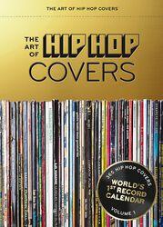 Kalender - The Art Of Hip Hop Covers