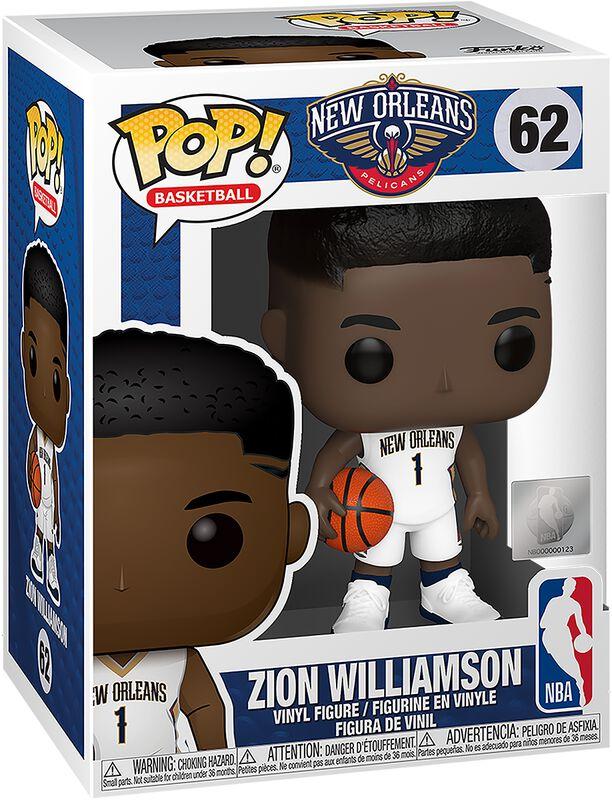 New Orleans Pelicans - Zion Williamson Vinyl Figur 62