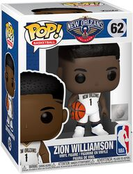 New Orleans Pelicans - Zion Williamson Vinyl Figur 62