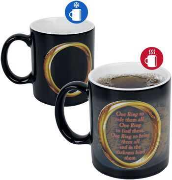 One Ring - Heat Change Mug