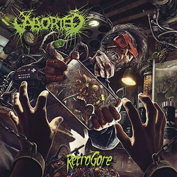 Image of Aborted Retrogore CD Standard