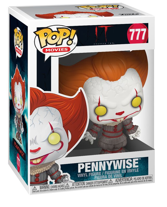 Teil 2 - Pennywise Vinyl Figure 777