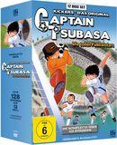 Captain Tsubasa: Die tollen Fußballstars Die komplette Serie