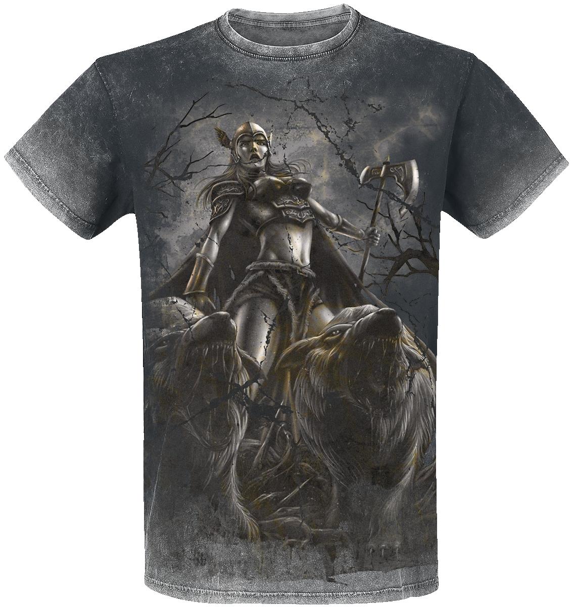 Black Premium by EMP - Rebel Soul - T-Shirt - grey image