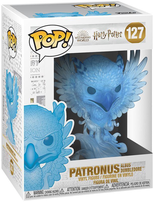 Patronus Albus Dumbledore Vinyl Figur 127