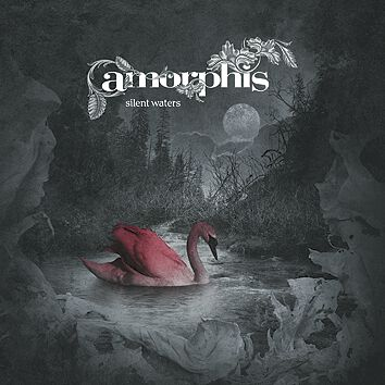 Image of Amorphis Silent waters CD Standard