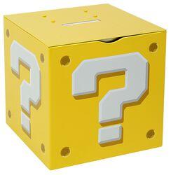 Fragezeichen-Block