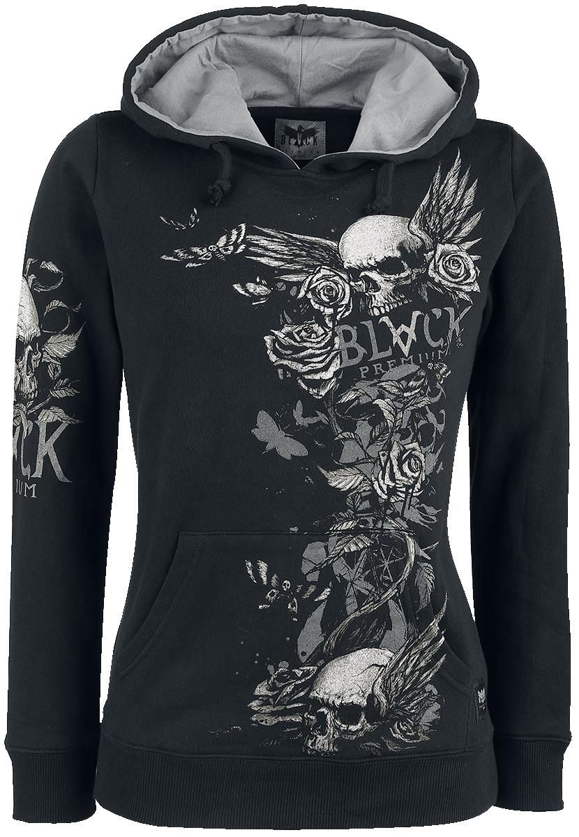 Black Premium by EMP - Promises - Girls hooded sweatshirt - black image