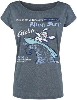 Alien Surf