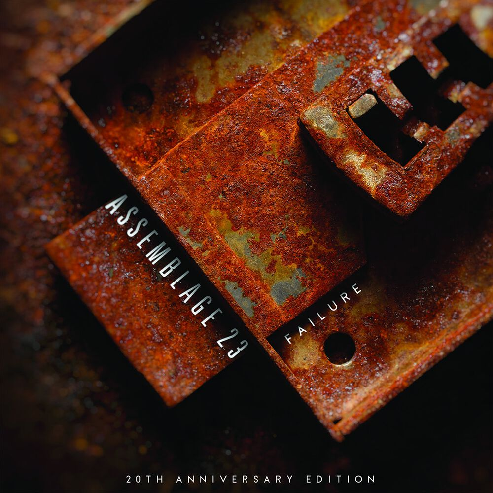 Image of Assemblage 23 Failure - 20th Anniversary 2-CD Standard