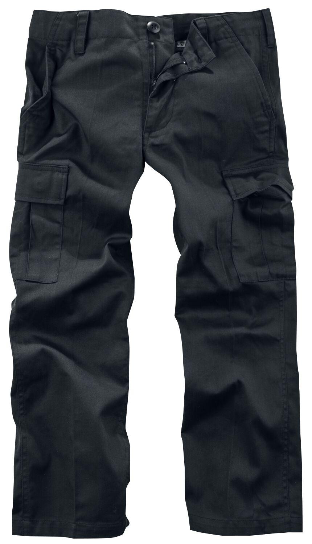Image of Brandit Ranger Kids Trousers Pantaloni bimbo/a nero