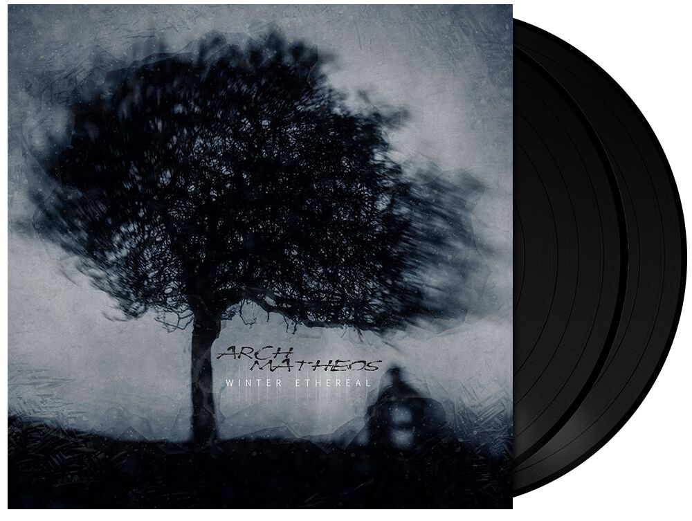 Image of Arch / Matheos Winter ethereal 2-LP Standard
