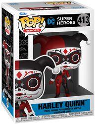 Dia De Los DC- Harley Vinyl Figur