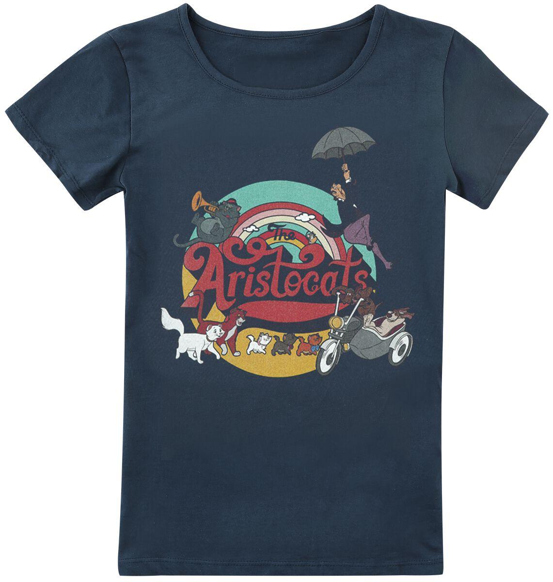 Aristocats The Aristocats T-Shirt navy WODARISTS014
